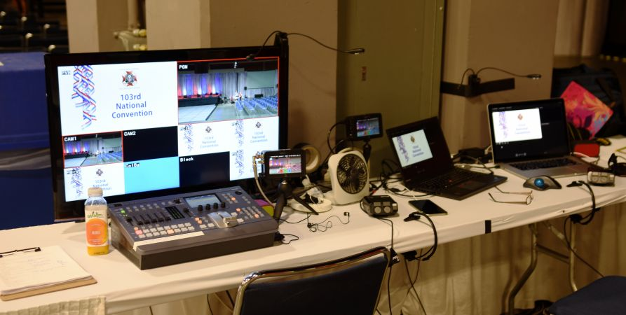 Video Production VFW Convention #328<br>5,034 x 2,538<br>Published 9 months ago