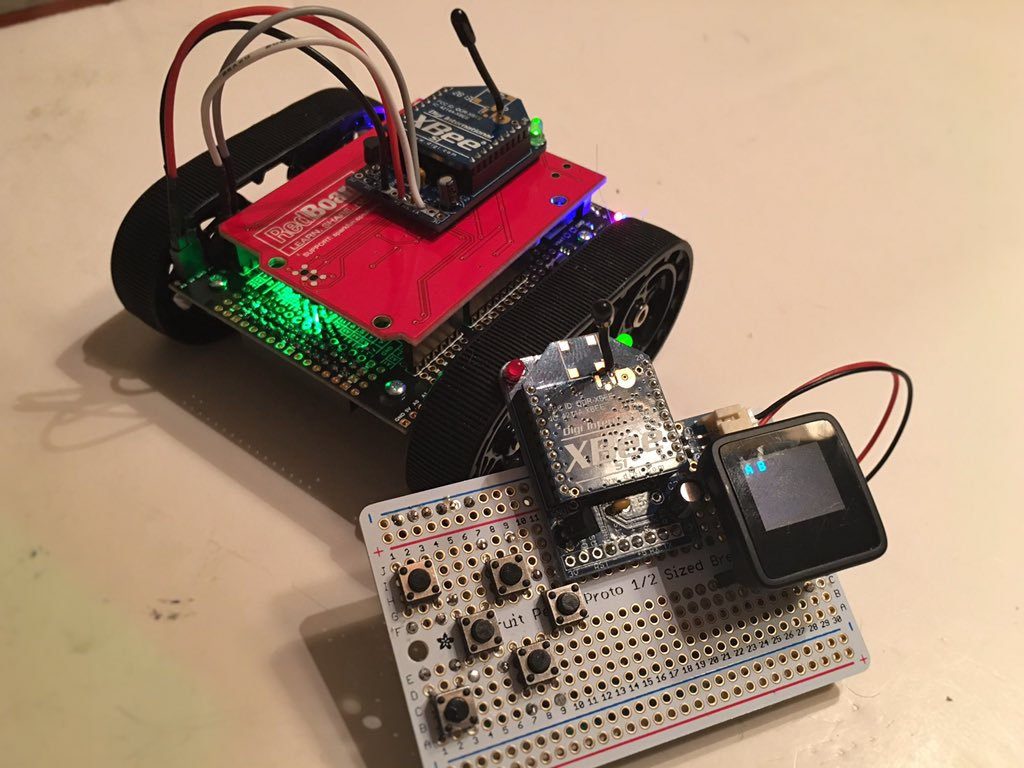 Arduino Robot Tank Photo #396